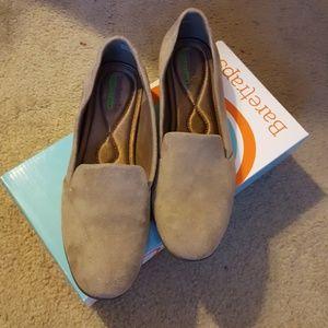 Baretraps flat with memory foam comfort sole